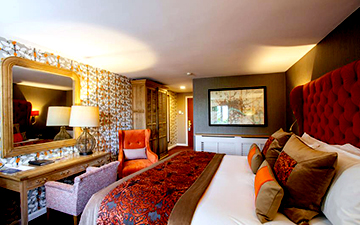 Executive Boutique Rooms