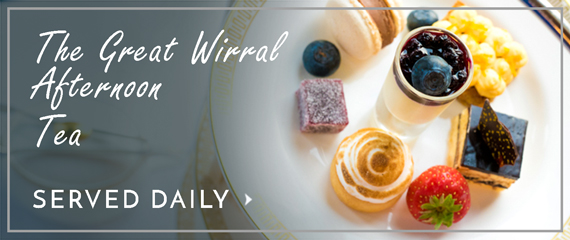 The Great Wirral Afternoon Tea - Served Daily